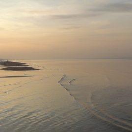 Балтийское море в ноябре
