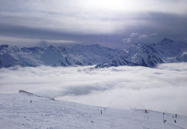 Альпы Горы пейзажи природы Сафиуллин