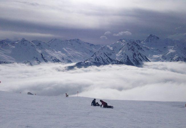 Альпийское одеяло пейзажи природы Сафиуллин