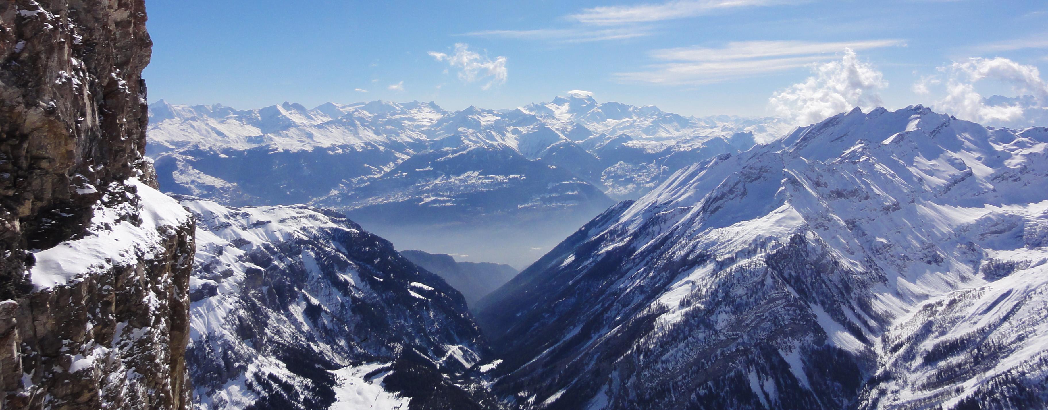 Горы Альпы Швейцария пейзажи природы Альберт Сафиуллин