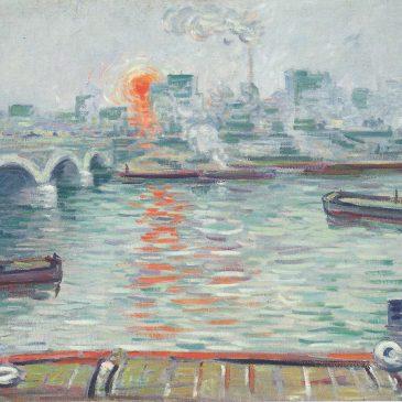 Николай Тархов  — главный русский импрессионист