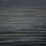 Туманный рассвет в июле Картина маслом