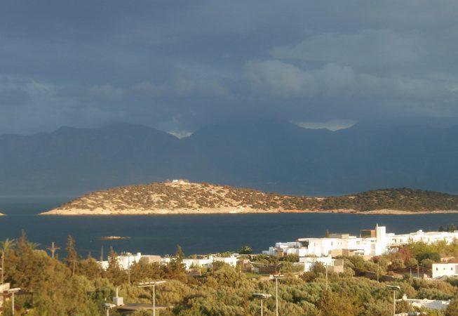 Море перед грозой - Родос