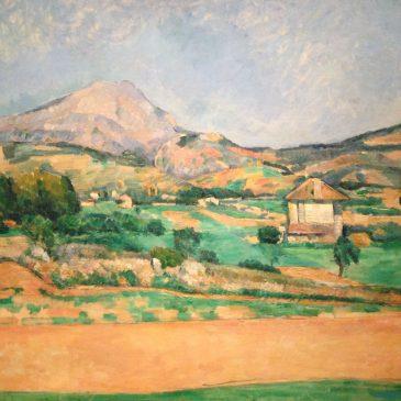 Все пейзажи Сезанна с горой Сент-Виктуар: сюжет длиною в жизнь
