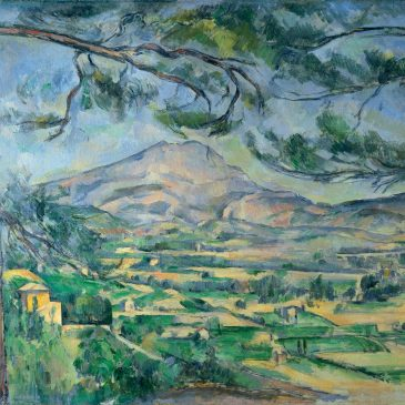 Сезанн, Плутарх, Гай Марий и тевтоны — гора Сент-Виктуар (часть 3)