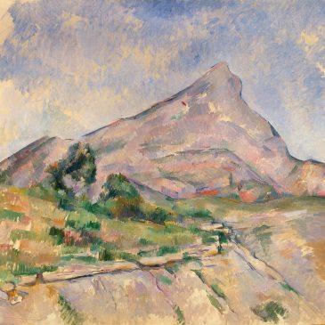 Сезанн и гора Сент Виктуар — Часть 4