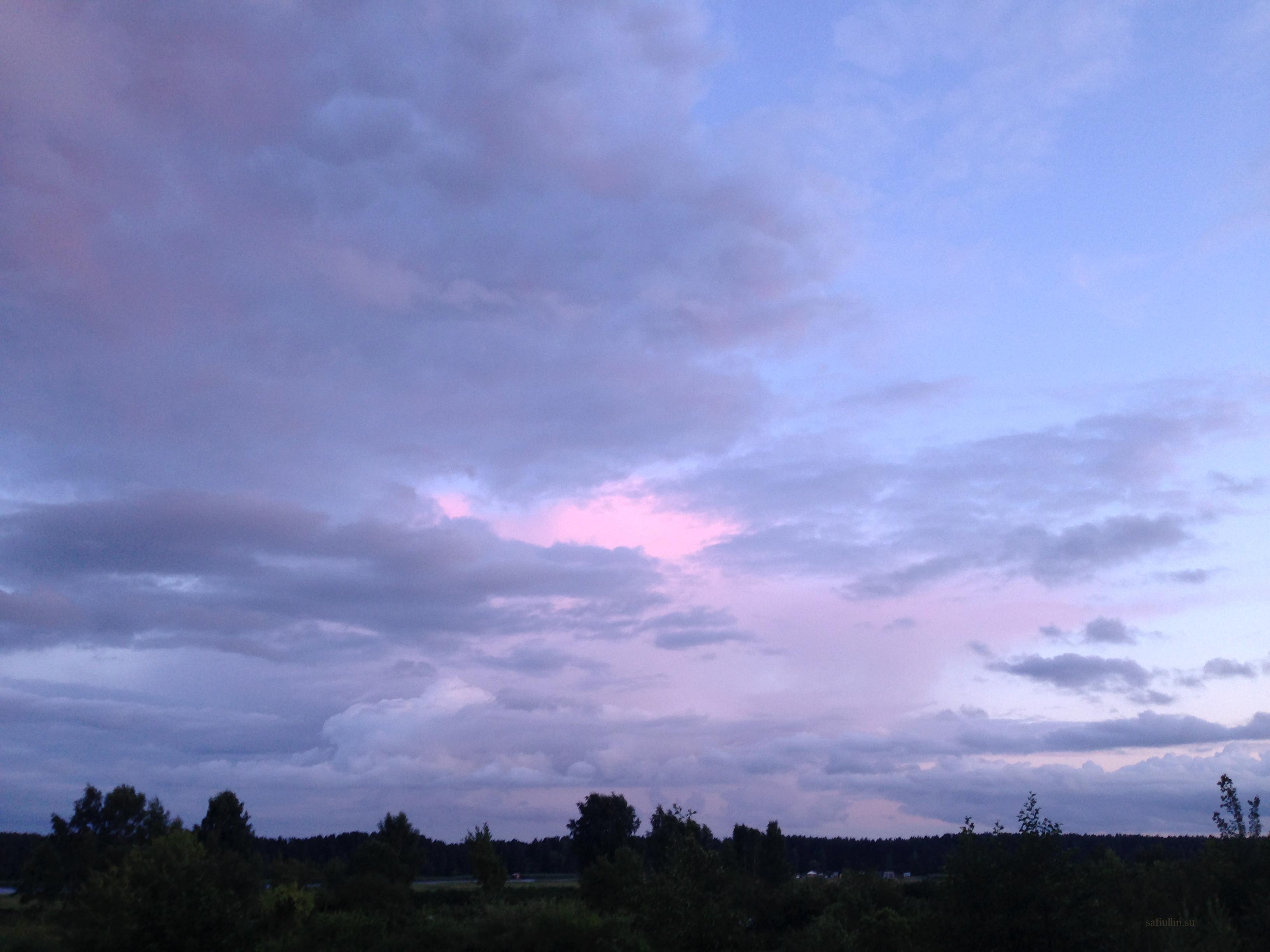пейзажи природы альберт сафиуллин лето закат солнца юрмала