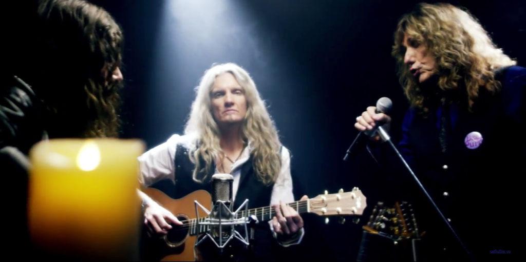 Hoekstra Soldier of Fortune Whitesnake the Purple Album