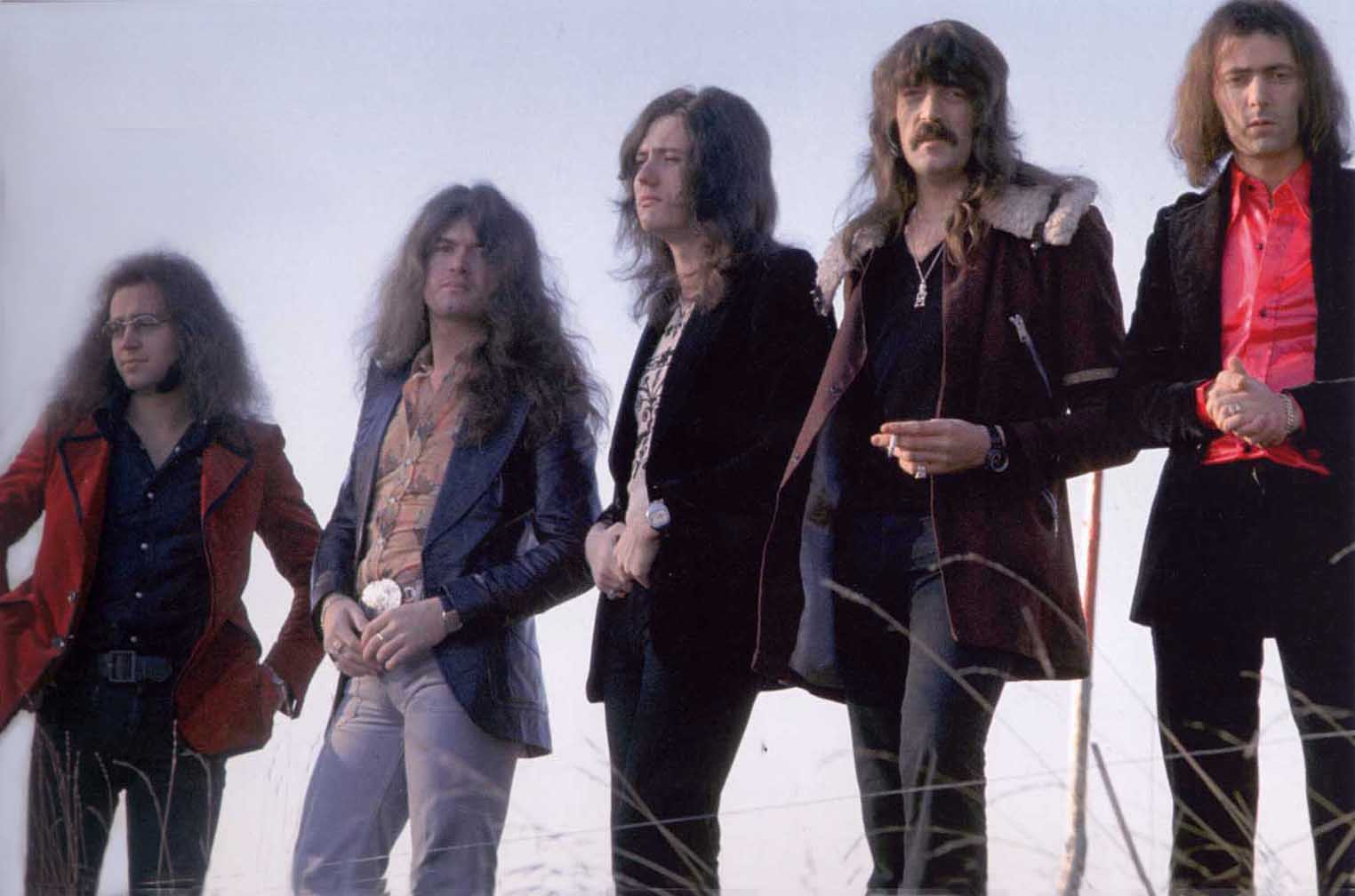 Deep Purple- Mark III -1974