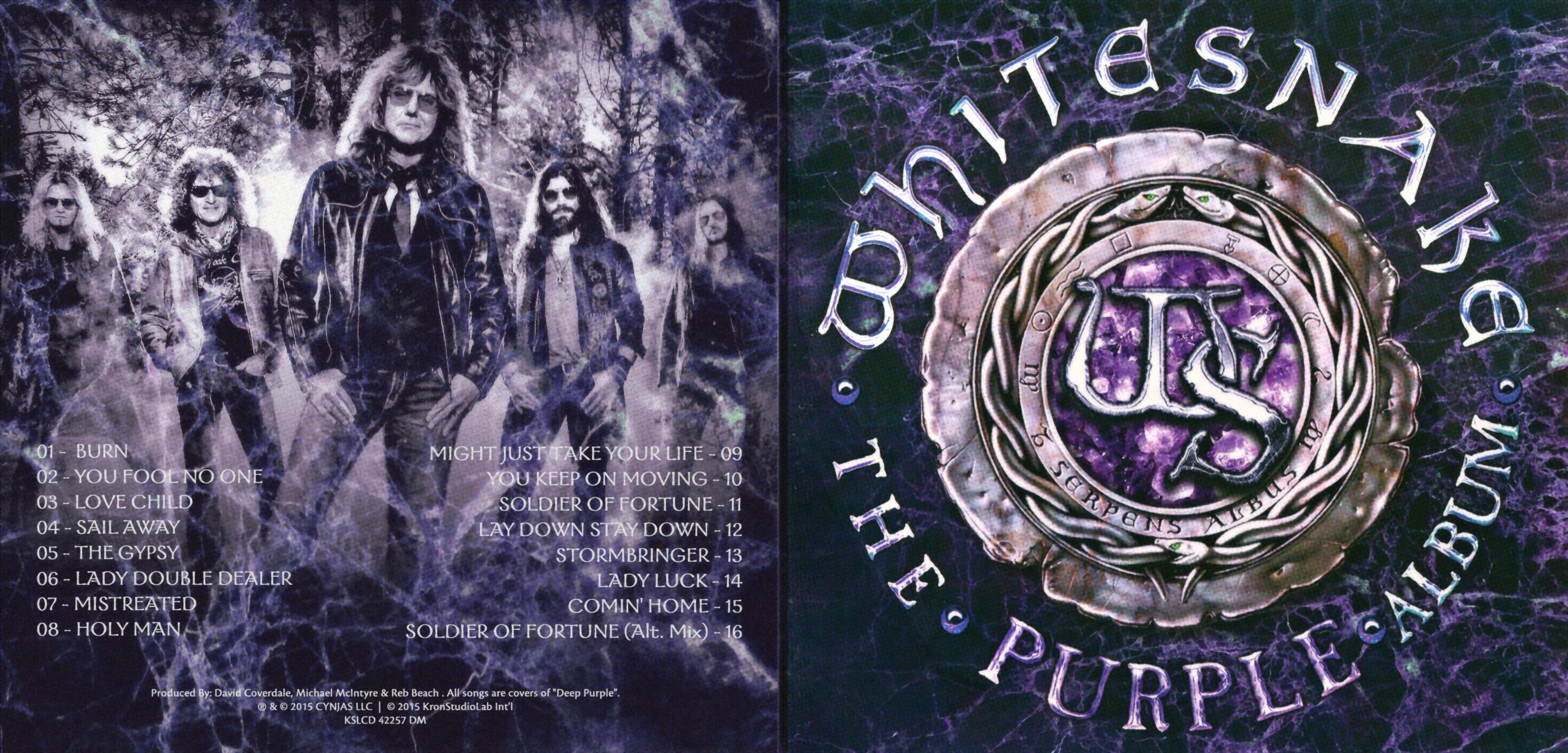 Whitesnake Deep Purple Album Coverdale Кавердейл пейзажи хард рок природы Сафиуллин