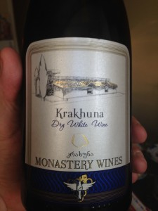 Krakhuna - Georgina White Wine