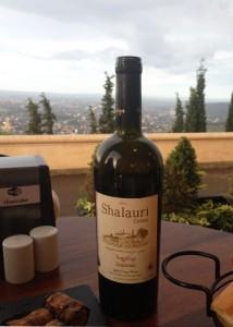 Грузинское сухое вино квеври саперави шалаури Альберт Сафиуллин