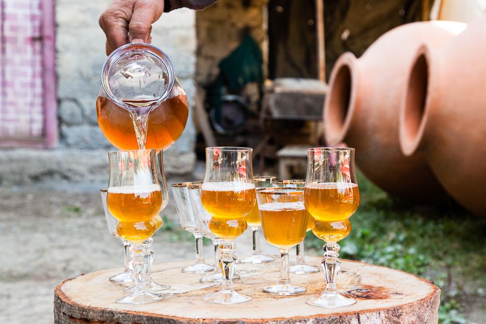 Пейзажи природы Грузия Кахетия вино квеври Альберт Сафиуллин