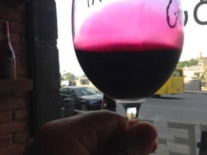 Домашнее вино Киндзмараули (2)
