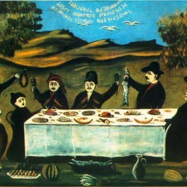 Пейзажи природы Грузия Пиросмани вино квеври Альберт Сафиуллин