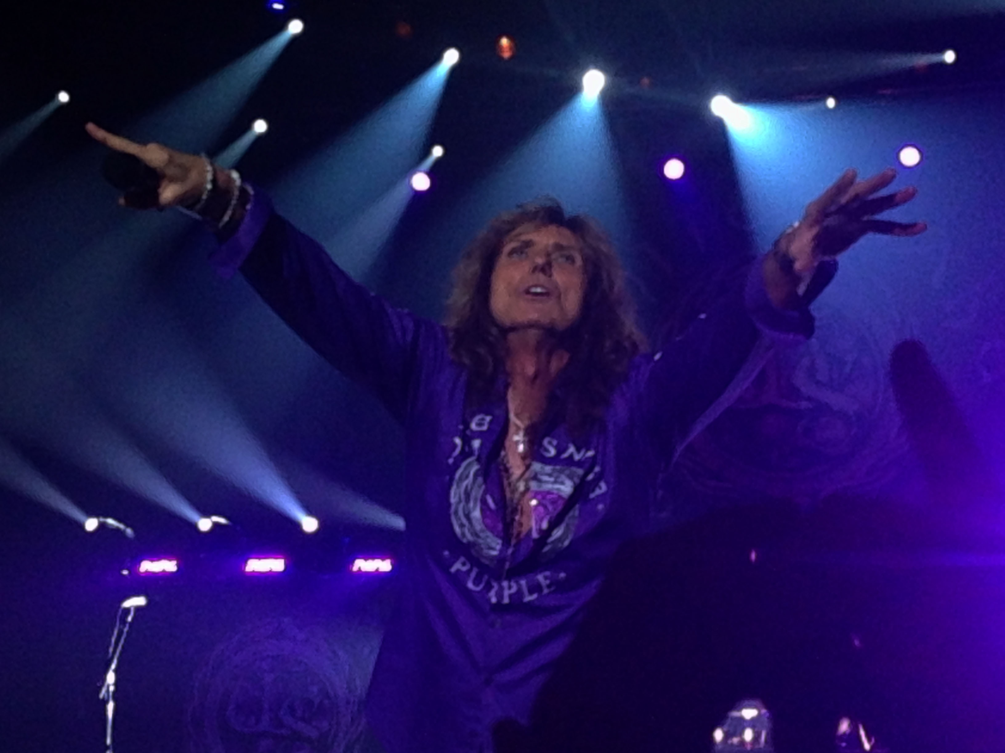 David Coverdale Whitesnake Purple Album Москва Альберт Сафиуллин