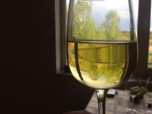 Европейское белое вино