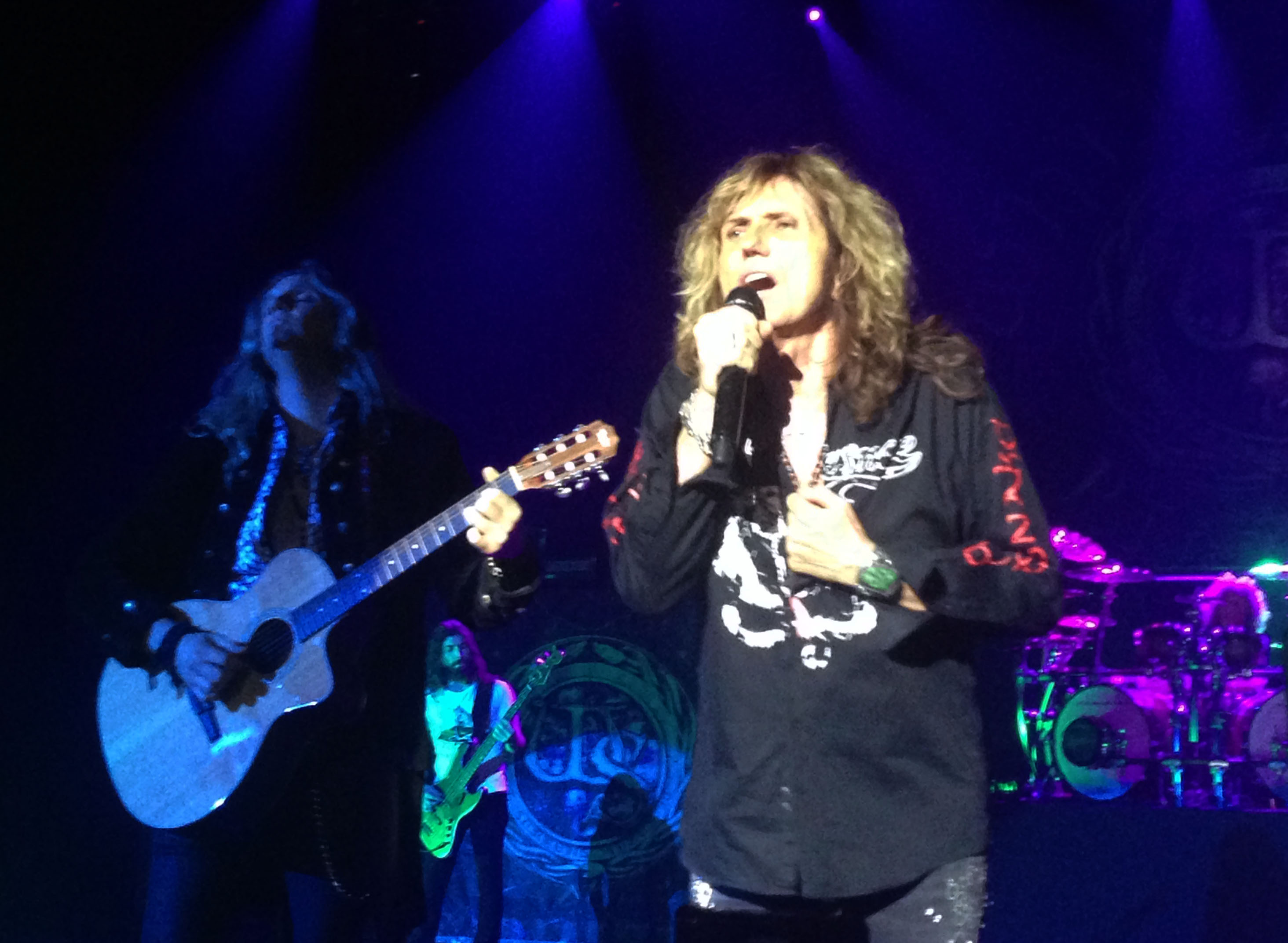 Whitesnake David Coverdale Purple Album Москва Альберт Сафиуллин