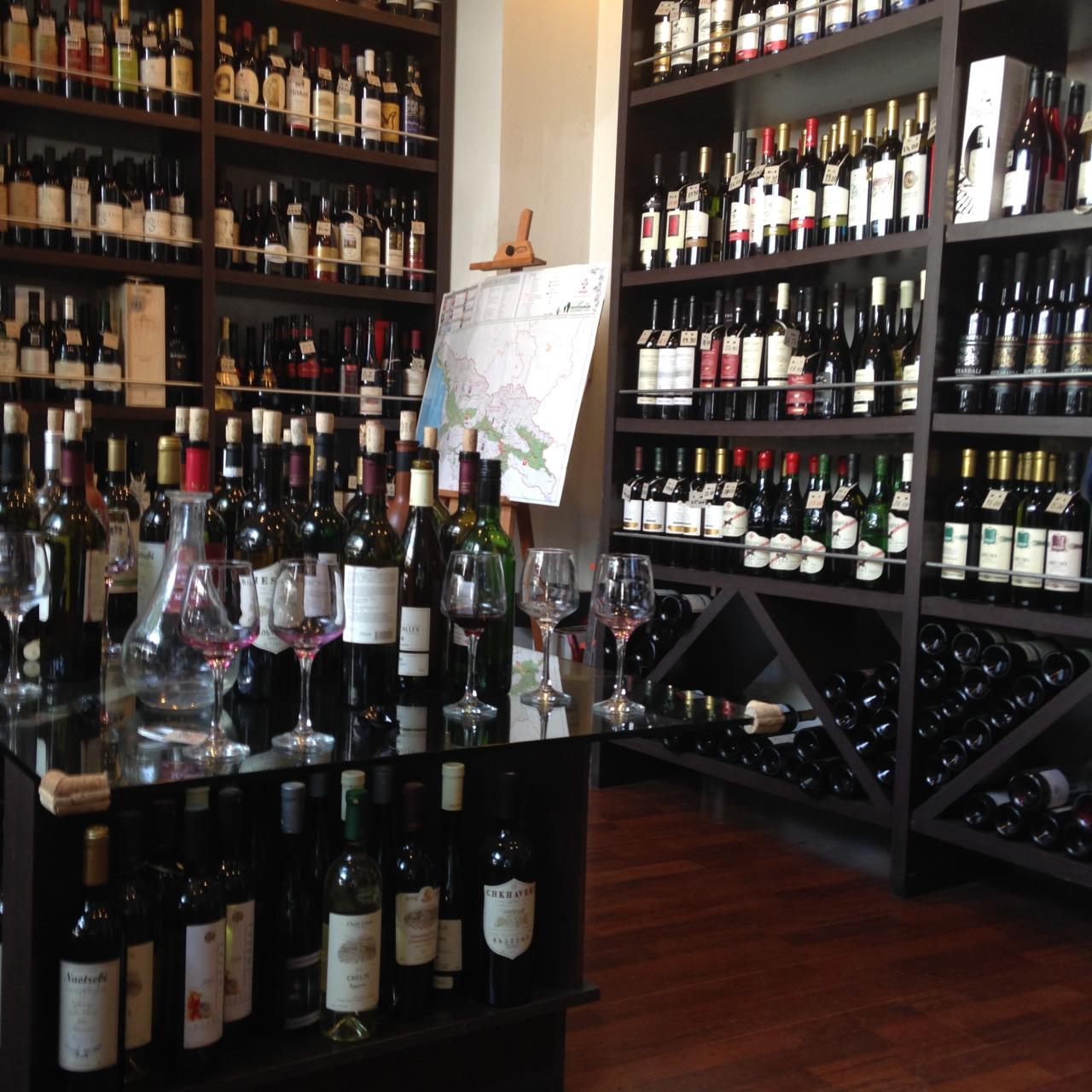 Грузинское вино квеври винотека Альберт Сафиуллин