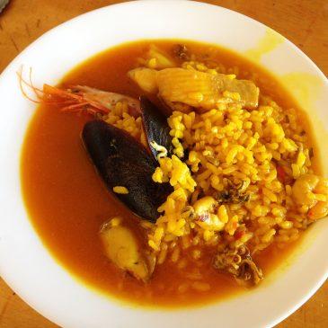 Испания по диагонали — кулинарный путеводитель