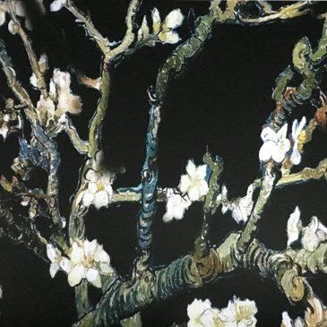 Художник Винсент Ван Гог — биография картины «Цветущий миндаль»