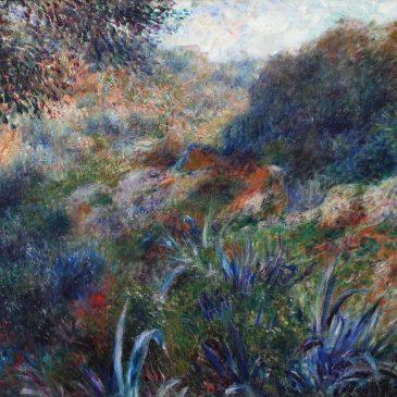 Пьер Огюст Ренуар — пейзажи в Музее Орсе