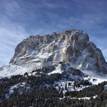 Сассолунго Sassolungo Доломитовые Альпы пейзажи природы Альберт Сафиуллин