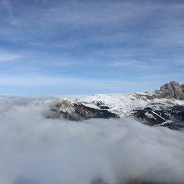 Селла Ронда — панорамные пейзажи