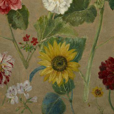 Эжен Делакруа — букеты цветов