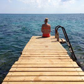 Одиночество и море