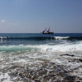 Морской пейзаж Средиземное море Кипр Альберт Сафиуллин