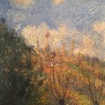 Художник Писарро Pissarro In the Kitchen Garden пейзажи природы Альберт Сафиуллин