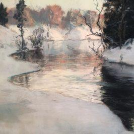 Frits Thaulow — первое знакомство