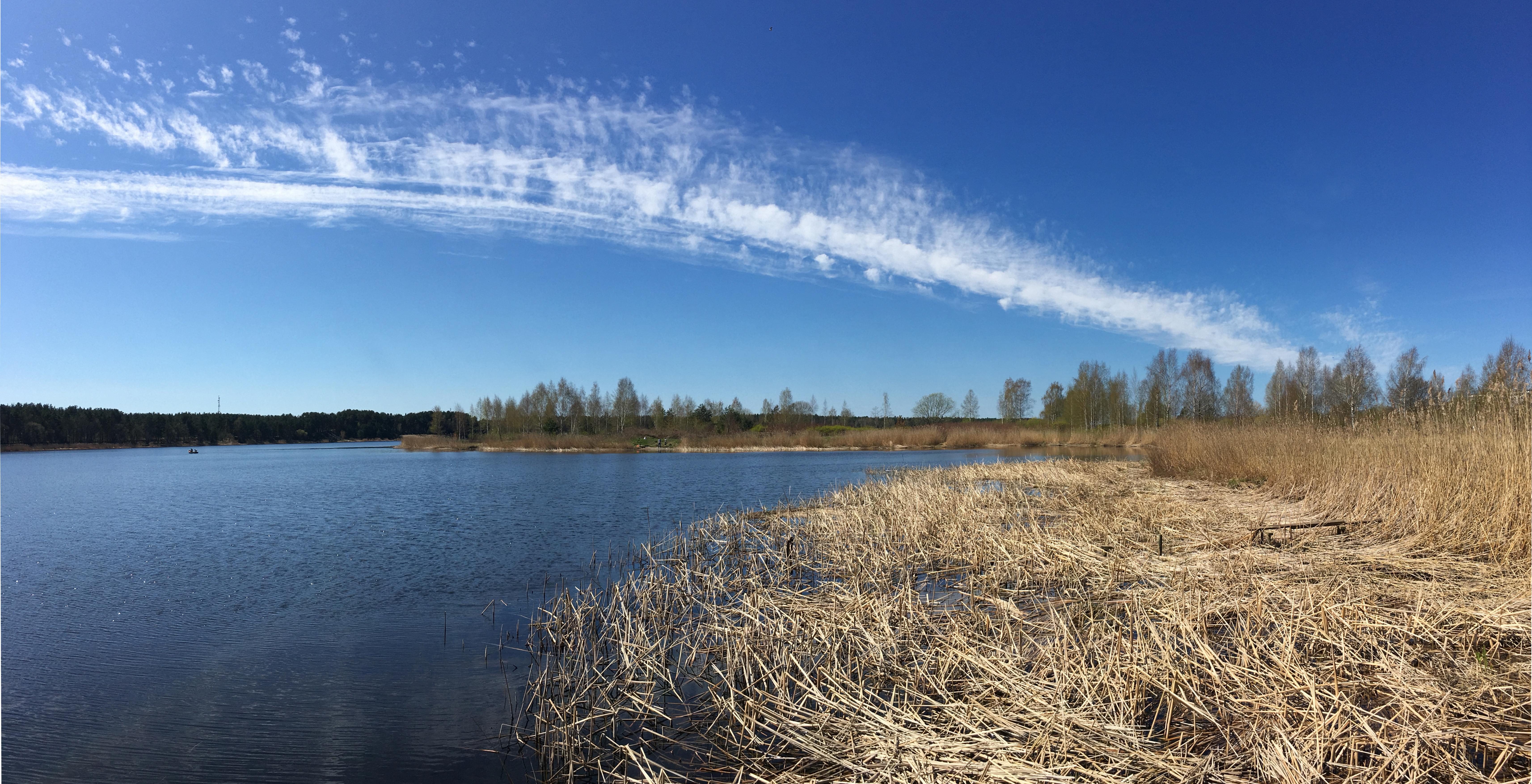 Рыбалка лещ май речной пейзаж юрмала лиелупе пейзажи природы Альберт Сафиуллин