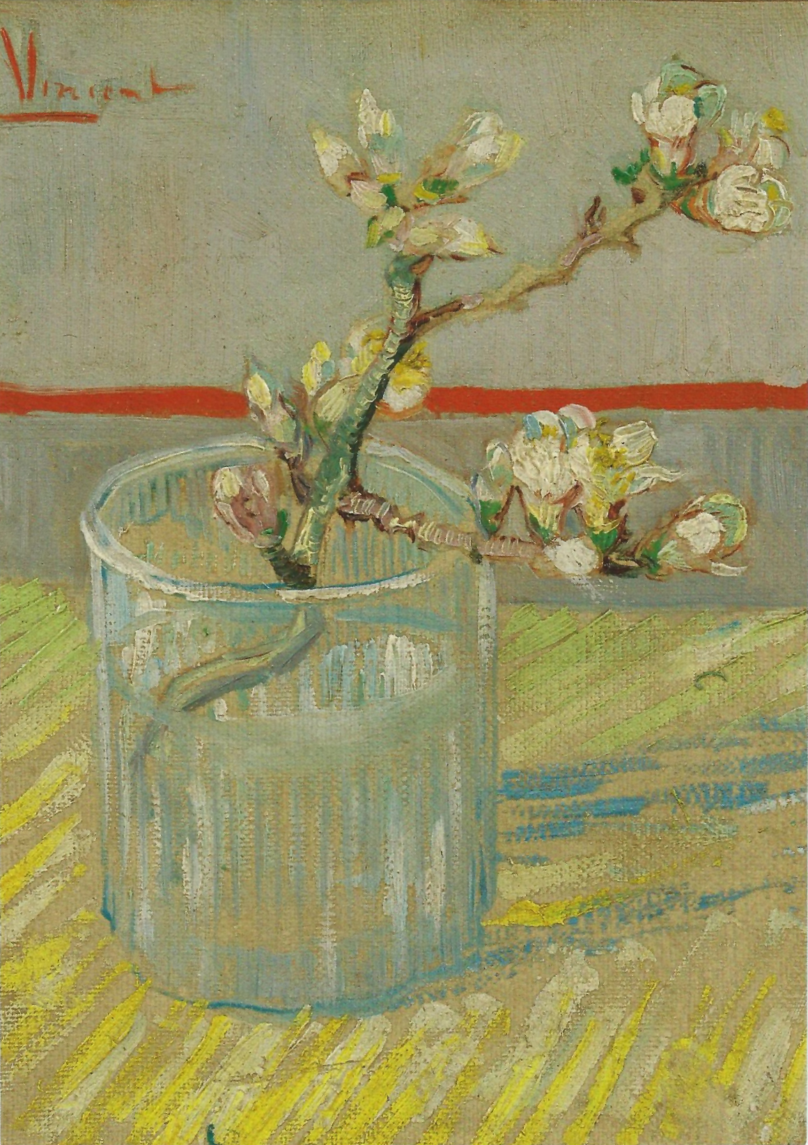 художник Винсент Ван Гог Van Gogh натюрморт пейзажи природы Альберт Сафиуллин