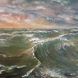 Новая работа — Волна