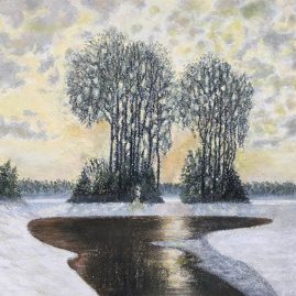 В конце зимы