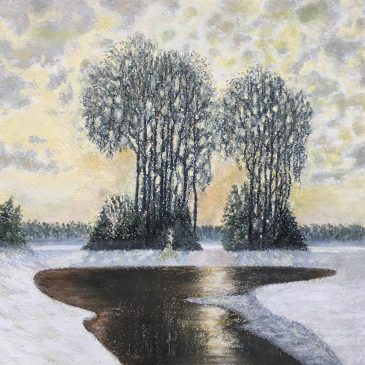Новая работа — В конце зимы