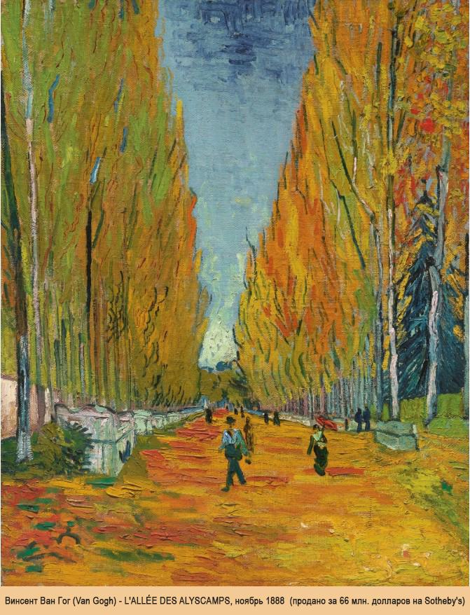 Van Gogh Ван Гог картина landscape пейзажи природы Альберт Сафиуллин
