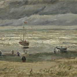 Винсент Ван Гог в Схевенингене
