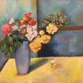 Новая работа — Цветы (№2)