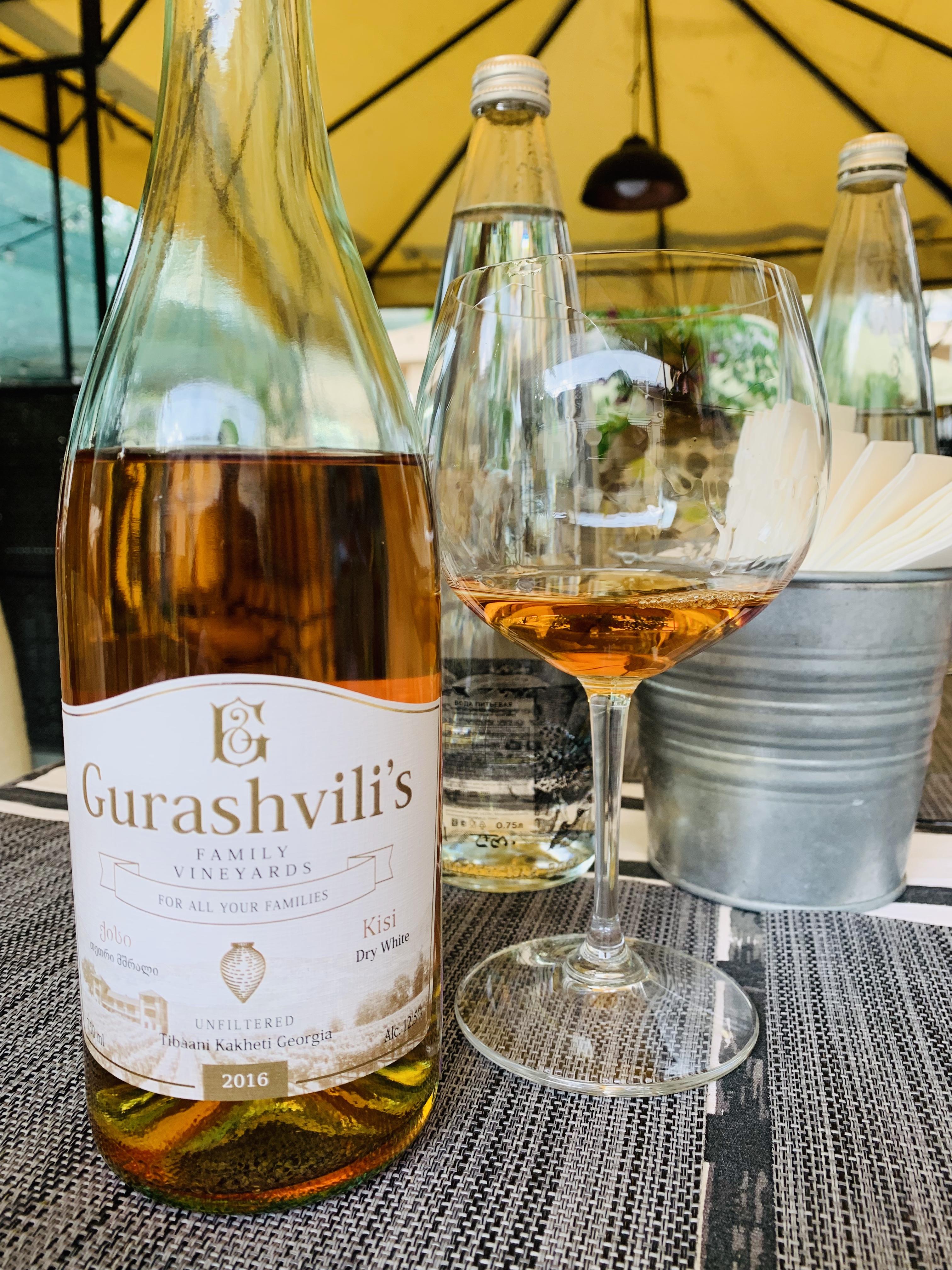 грузинское белое вино квеври qvevri kisi киси пейзажи природы Альберт Сафиуллин