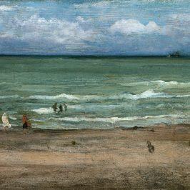 Джеймс Уистлер — морские пейзажи