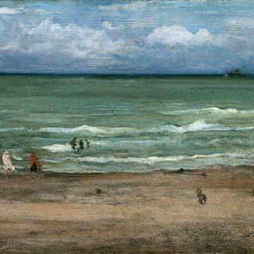 James Whistler Джеймс Уистлер американская живопись картина художник пейзажи природы Альберт Сафиуллин