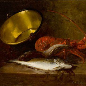 Emil Carlsen художник Карлсен картина натюрморт пейзажи природы Альберт Сафиуллин