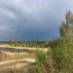 Река Лиелупе Юрмала Латвия пейзажи природы Альберт Сафиуллин