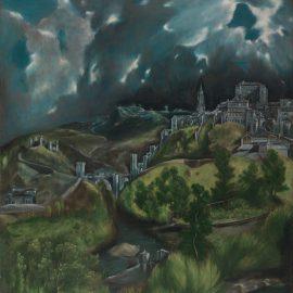 El Greco художник Эль Греко картина Толедо пейзажи Альберт Сафиуллин