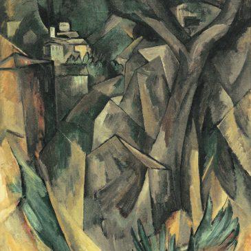 Жорж Брак Georges Braque художник картина пейзажи Альберт Сафиуллин