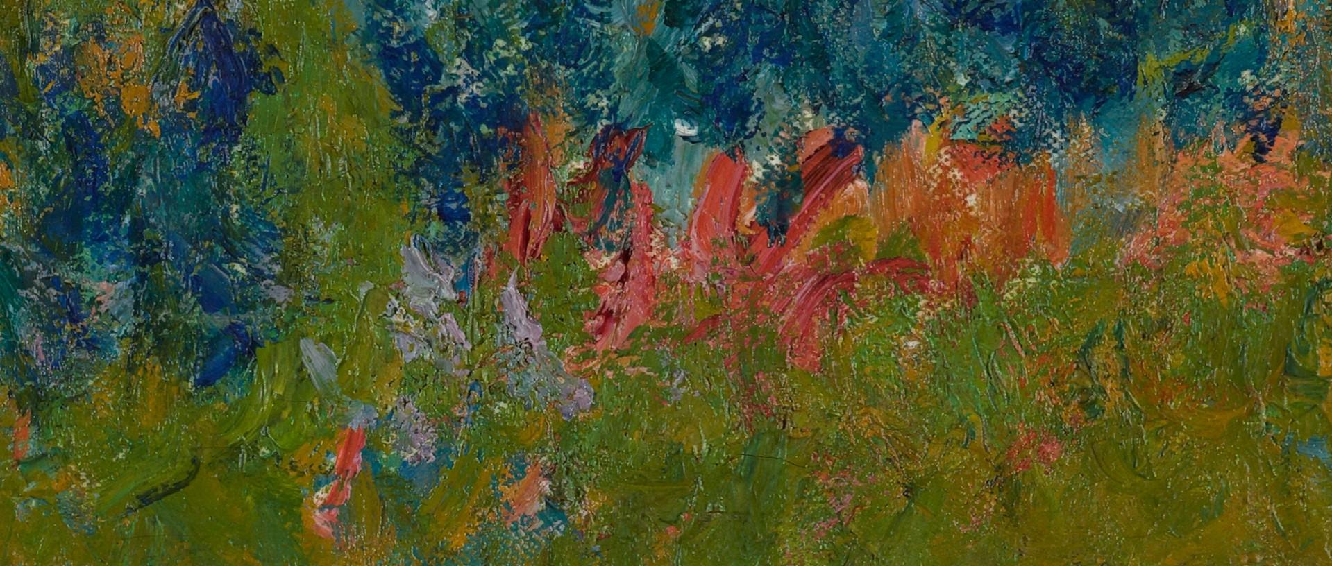 Анри Море Henri Moret художник картина пейзажи природы Альберт Сафиуллин