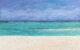 Океан Мальдивы кораллы пляж картина художник Альберт Сафиуллин